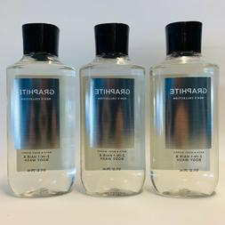 Bath and body works Graphite For Men Body Wash