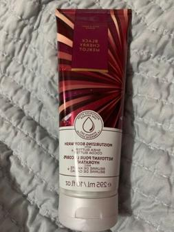 Bath & Body Works Moisturizing Body Wash-10 oz Black Cherry