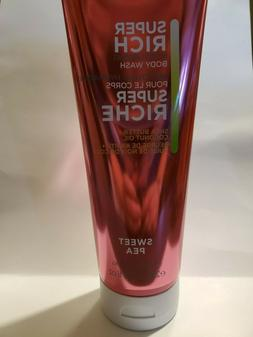 Bath & Body Works Moisturizing body wash 10 oz Sweet Pea