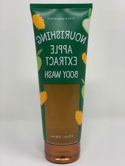 Bath & Body Works * Nourishing Apple Extract * Body Wash * 8