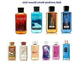 BATH AND BODY WORKS SHOWER GEL - BODY WASH 10 oz / 295 mL -