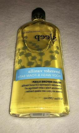Bath & Body Works Sleep Aromatherapy Lavender Vanilla Body W