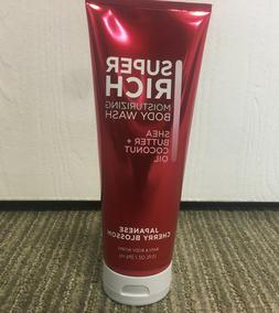 Bath & Body Works Super Rich Moisturizing Body Wash JAPANESE