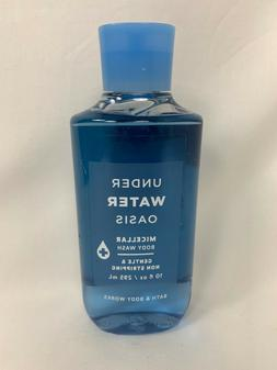 Bath Body Works Under Water Oasis Micellar Body Wash Gentle