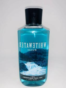 Bath Body Works Whitewater Rush 2-In-1 Hair + Body Wash For