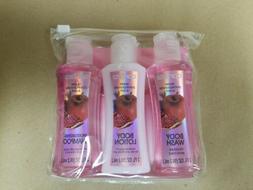 bath shower vanilla sugar scent