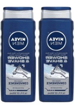 Nivea Men Bdy Wsh Active Size 16.9z