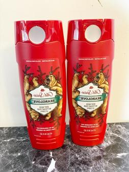 Old Spice Bearglove Body wash set of 2