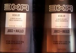 Axe Black Body Wash, 16 Ounce