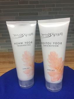 Red Lane Spa Body Wash & Body Lotion Formulated EXCLUSIVELY