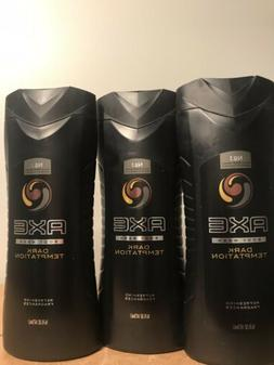 AXE Body Wash Dark Temptation Body Wash 16 oz  Seductive Fra