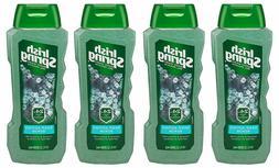 Irish Spring Body Wash, Deep Action Scrub, 18 fluid ounce