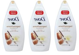 body wash family size shea butter