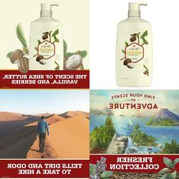 Old Spice Body Wash For Men, Moisturize With Shea Butter Bod
