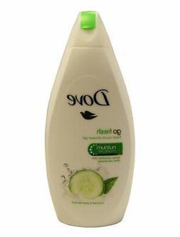 Dove Body Wash Go Fresh Cucumber & Green Tea Shower Gel 500m