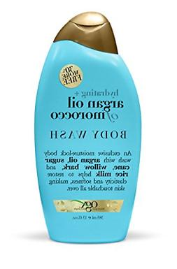 OGX Body Wash, Hydrating Argan Oil of Morocco, 13oz