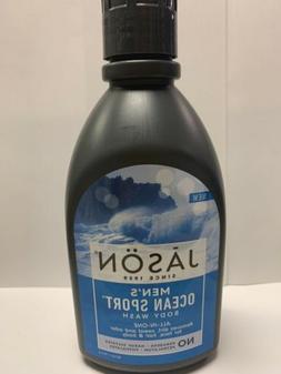 Jason Body Wash Men's Ocean Sport 887ml /30oz shower gel