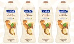 Softsoap Body Wash ~ Shea & Almond Oil 20oz each ~ Lot Of 2