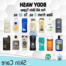 Body Wash Shower Gel Liquid Skin Moisture fresh 12 16 18 22
