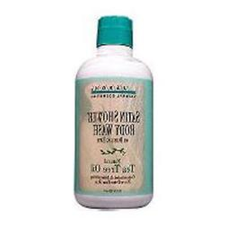body wash tea tree double pack