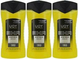 AXE BODY WASH YOU CLEAN FRESH 6in1 250 ML