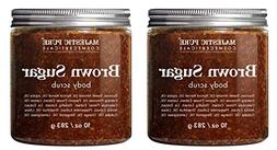 Brown Sugar Body Scrub for Cellulite and Exfoliation - All N