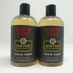 Burt's Bees Body Wash Skin Care For Men 99.9% Natural 12 f