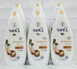 buy 6 body wash purely pampering shea