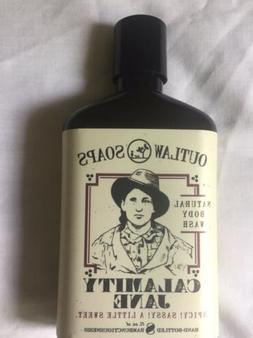 Outlaw Soaps - Calamity Jane natural body wash
