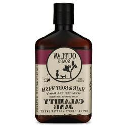 Calamity Jane Body Wash: smells like whiskey, clove, orange,