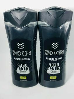 Axe Carbon Shower Body Wash - Deep Clean Charcoal & Watermin