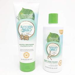 Seventh Generation Baby Care Body Wash and Body Lotion Set: