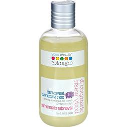 Shampoo & Body Wash - Lavender/Chamomile - 8 oz - Liquid