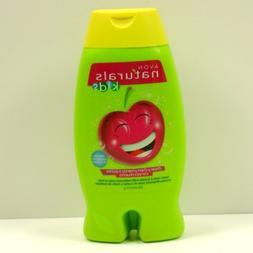 Avon Naturals Kids Cheery Cherry Body Wash and Bubble Bath