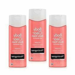 Neutrogena Body Clear Body Clear Body Wash, Pink Grapefruit