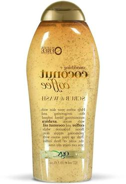 OGX Coconut Coffee Body Wash 19.5oz New