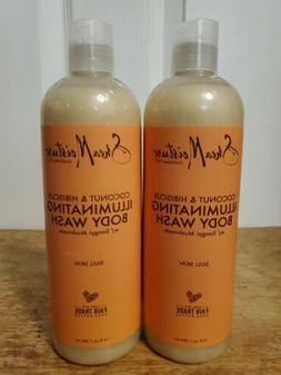 SheaMoisture Coconut & Hibiscus Body Wash, 13 Ounce