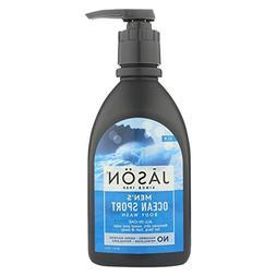 JASON Men's All-in-One Ocean Sport Body Wash, 30 oz.