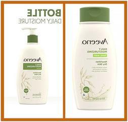 Aveeno, Daily Moisturizing Body Wash   Body Lotion with Soot