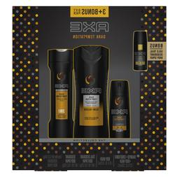 AXE 4-Pc Dark Temptation Gift Set with BONUS Trial Deo Body
