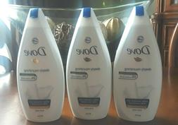 6 x Dove Deeply Nourishing Body Wash Shower Gel Nutrium Mois