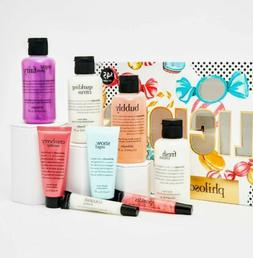 """Philosophy """"DELICIOUS"""" Body GIFT SET Lotions, Body Wash  & H"""