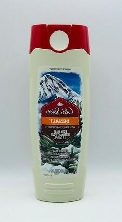 Old Spice DENALI Fresher Collection Mens Body Wash 16 oz