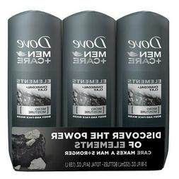 Dove Men+Care Body Wash, Charcoal+Clay
