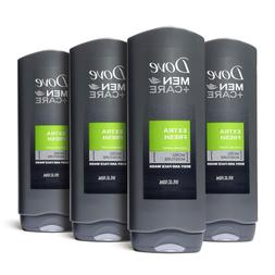 Dove Men+Care Body Wash For Mens Skin Care Extra Fresh Pack