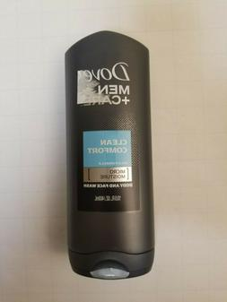 Dove Men + Care Clean Comfort Body and Face Wash 13.50 oz