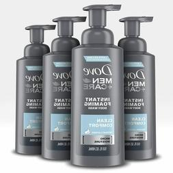 Dove Men+Care Foaming Body Wash to Hydrate Skin Clean Comfor