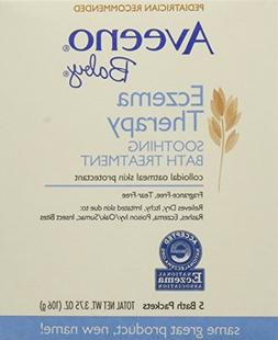 Aveeno Baby Eczema Therapy Soothing Baby Bath Treatment, Fra