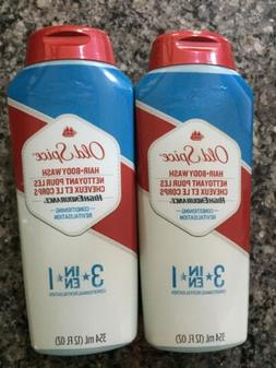 Old Spice High Endurance Conditioning Long Lasting Scent Men