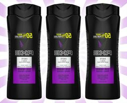 Axe Excite Body Wash Clean Fired Up Crisp Coconut Black Pepp